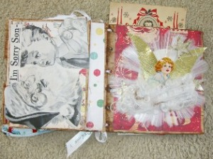 Altered Artist Jackie Baxted...don't miss her class Nov. 13th